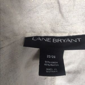 Lane Bryant Pants - Lane Bryant Capri pants